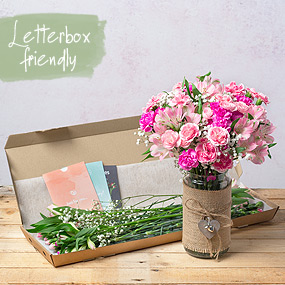 letterbox flower delivery