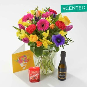Vibrant Spring Birthday Gift Set