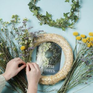 Make Your Own Spring Wreath