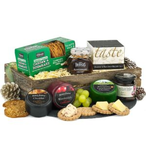 Cheese and Snacks Hamper